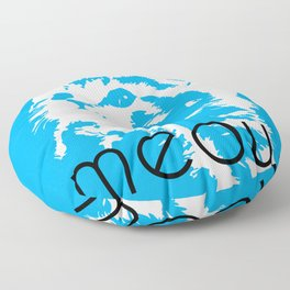 Meeooow Kitty Floor Pillow