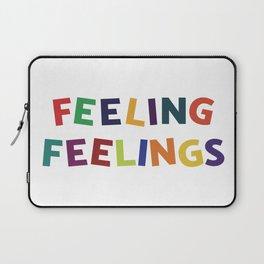 Feeling Feelings Laptop Sleeve