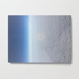brought you the horizon Metal Print