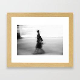 - Ultimo giorno - Framed Art Print
