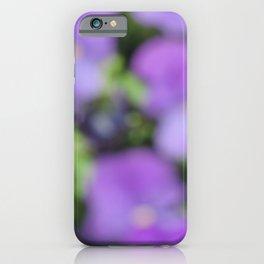 Blur II iPhone Case