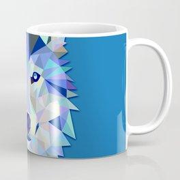 Graphic Wolf Coffee Mug