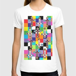 Jesus is The New Pattern 2 T-shirt