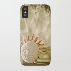 Belle iPhone X Slim Case