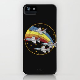 Moving Forward iPhone Case