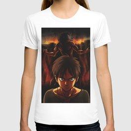 Eren Jaeger Artwork T-shirt