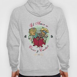 Love is to Sew and Sing / El Amor es Coser y Cantar Hoody