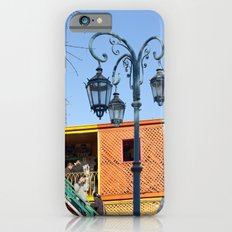 Street Lights of La Boca III iPhone 6s Slim Case
