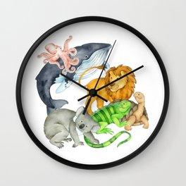 Buddies Wall Clock