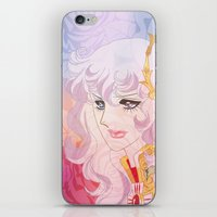 utena iPhone & iPod Skins featuring Lady Oscar by Neo Crystal Tokyo