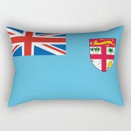 Fiji country flag Rectangular Pillow