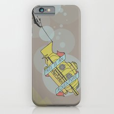 This Is An Adventure   The Life Aquatic with Steve Zissou Slim Case iPhone 6s