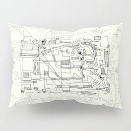 Conversation Pillow Sham