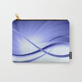 Ruhe - Blautöne Carry-All Pouch