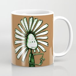 """Big Guy, Little Guy"" Flowerkid Coffee Mug"