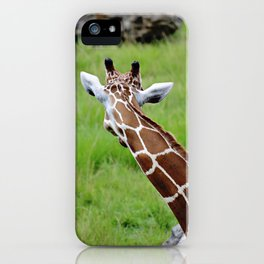 What is Going On iPhone Case