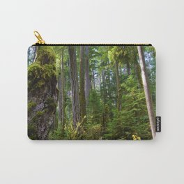 Cathedral Grove, Vancouver Island BC Carry-All Pouch