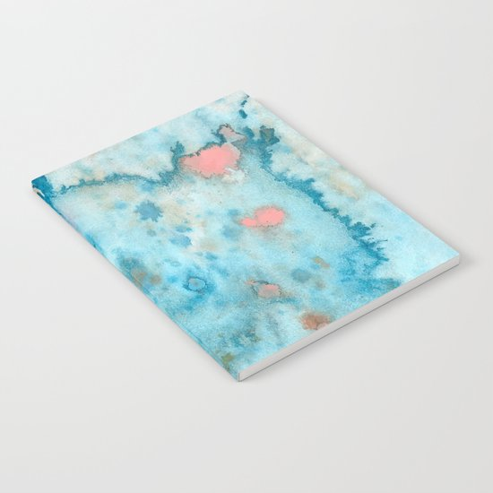 *Dreaming Days Away* #society6 Notebook