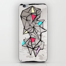 Diamante iPhone & iPod Skin