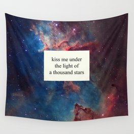 a thousand stars Wall Tapestry