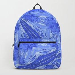 Splashing In Blue Backpack