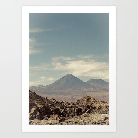 San Pedro de Atacama III Art Print