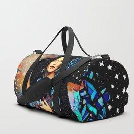 Catch A Falling Star Duffle Bag