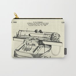 Automatic Old Balance-1952 Carry-All Pouch