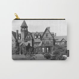 1878 Original Gilded Age Breakers Mansion, Newport, Rhode Island Carry-All Pouch