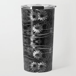 Imperfect Flower Travel Mug