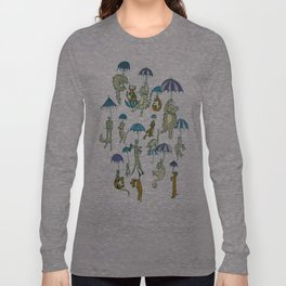 Raining Cats and Dogs Long Sleeve T-shirt
