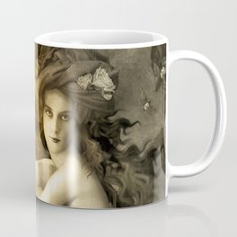 The Blessed Temperance, Gold Coffee Mug