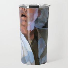 Doc Brown 2 Travel Mug