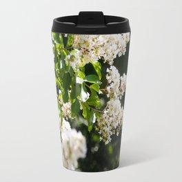 Floral 15 Travel Mug