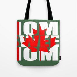 Home Sweet Home (Canada) Tote Bag