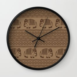 The Procession Wall Clock