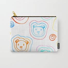 Bears 2 Carry-All Pouch