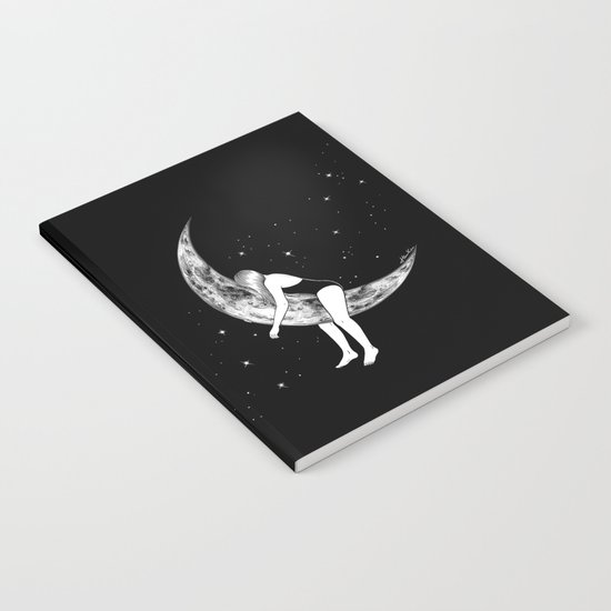 Moon Lover Notebook