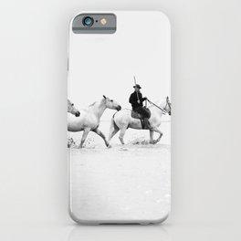 Mon Cowboy iPhone Case