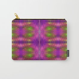 Electric Purle Carry-All Pouch