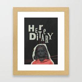 hereditary Framed Art Print