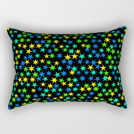 Ocean of Stars #02 Rectangular Pillow