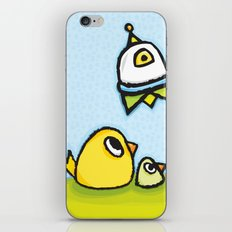 Egg-Ship iPhone & iPod Skin