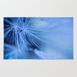 Dandelion fluff Rug