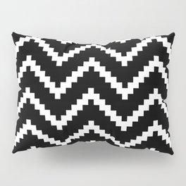 Tribal Chevron W&B Pillow Sham