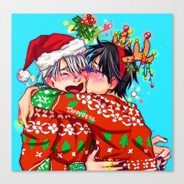 Last Christmas I gave you my heart! Canvas Print