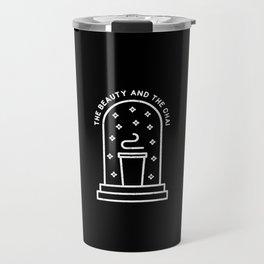 Beauty and the chai Travel Mug