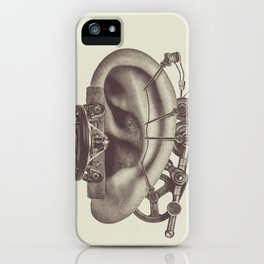 LISTENER iPhone Case