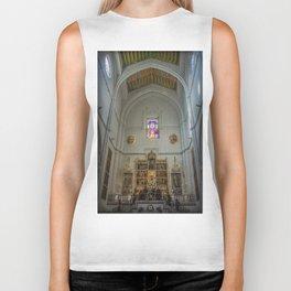 Almudena Cathedral, Madrid Biker Tank