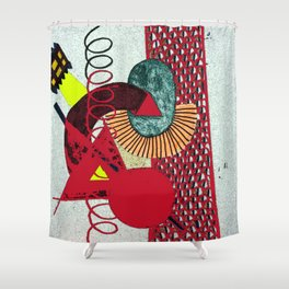 DESIGN AND THE CITY N3 Shower Curtain